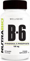 NutraBio Vitamin B-6