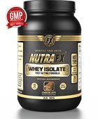 NutraFX 100% Whey Isolate