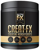 NutraFX Creatine Monohydrate Powder