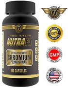 NutraFX Extra Strength Chromium Picolinate