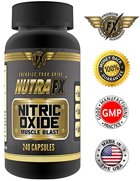 NutraFX Nitric Oxide Muscle Blast