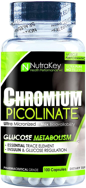 Nutrakey Chromium Picolinate News Amp Prices At Priceplow