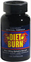 NutraStar Laboratories Diet Burn Ephedra