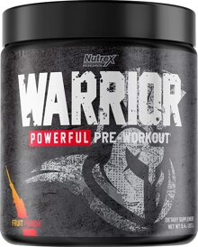 Nutrex Warrior Series: Your Legacy Starts Here.