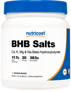 Nutricost Ketone Salts (4-in-1)