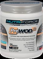 NutriForce Sports PreWOD
