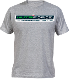 "NutriForce Sports ""Never Quit"" T-Shirt"