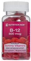 Nutrition Now Vitamin B-12 Gummy Vitamins
