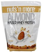 Nuts 'N More Almond Infused Whey Protein