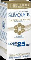 NXLabs Caffeine Free SlimQuick Ultra Fat Burner
