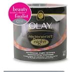 Olay Regenerist Night Recovery Moisturizing Treatment