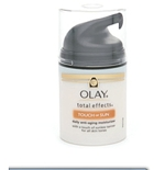 Olay Total Effects Daily Anti Aging Moisturizer Cream, For All Skin Tones
