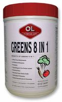 Olympian Labs Greens 8 in 1