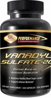 Olympian Labs Vanadyl Sulfate