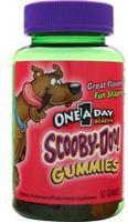 One A Day Kids Scooby-Doo Gummies