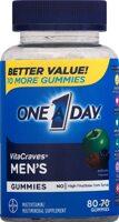 One A Day Men's VitaCraves Gummies