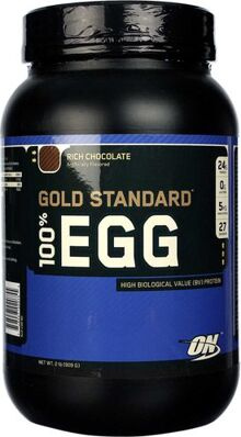 Egg protein supplements