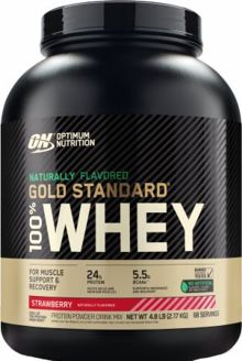 Optimum Nutrition Natural 100% Whey Protein Gold Standard f0883661dea