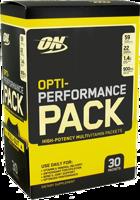 Optimum Nutrition Opti-Performance Pack