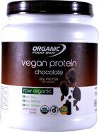 Organic Food Bar Vegan Protein