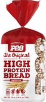 P28 100% Whole Wheat High Protein Bread