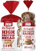 P28 High Protein Bread & Bagel Combo