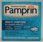 Pamprin Maximum Strength