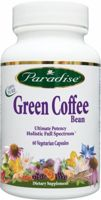 Paradise Herbs Green Coffee Bean