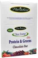 Paradise Herbs Orac-Energy Protein & Greens Bar