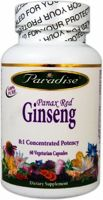 Paradise Herbs Panax Red Ginseng