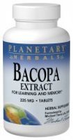 Planetary Herbals Bacopa Extract