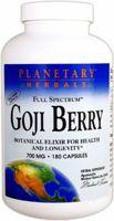 Planetary Herbals Goji Berry