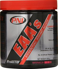 PNI's MyoACTIV EAA has mostly BCAA, but includes the other EAAs as well