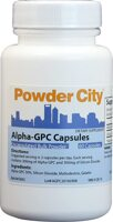 Powder City Alpha-GPC Capsules