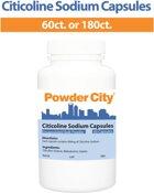 Powder City Citicoline Sodium