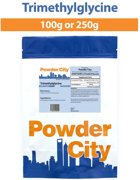 Powder City Trimethylglycine (TMG, Betaine Anhydrous)