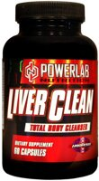 Powerlab Nutrition Liver-Clean