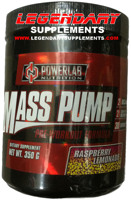 Powerlab Nutrition Mass Pump
