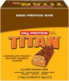 Premier Nutrition Titan Bars