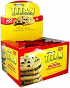 Premier Nutrition Titan High Protein Cookies