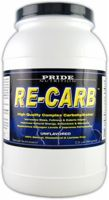 Pride Nutrition Re-Carb