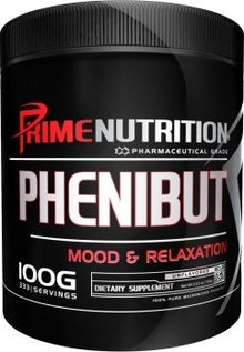 Prime Nutrition Phenibut | News & Prices at PricePlow