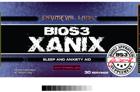 Primeval Labs BIOS3 Xanix