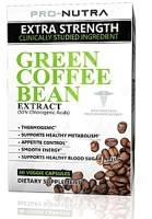 Pro-Nutra Green Coffee Bean Extract