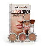 Pur Minerals Start Now! 4-Piece Essentials Collection, Deep