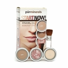 Pur Minerals Start Now! 4-Piece Essentials Collection, Porcelain