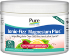 Pure Essence Ionic-Fizz Magnesium Plus