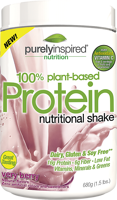 Purely Inspired 100% Plant Based Protein Shake