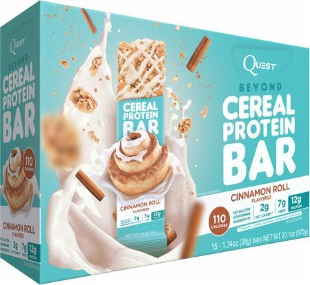 Quest nutrition news reviews prices at priceplow for Muscle food quest bar