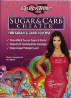 QuickTrim Sugar & Carb Cheater